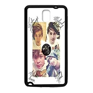 QQQO 5 SECONDS OF SUMMER Phone Case for Samsung Galaxy Note3