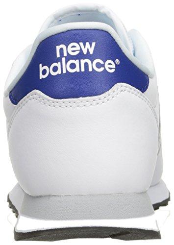 Nouvel Équilibre Des Hommes De 311 Baskets Mode De Vie Blanc / Bleu Marine