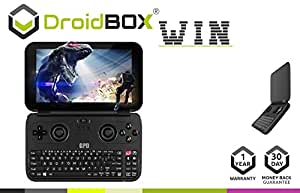 """DroidBOX GPD WIN Jan10 Update Windows Powered Gaming Portable Console 5.5"""" OGS LCD Display, Up to 2.4GHz CPU, 4GB RAM, 64GB ROM"""