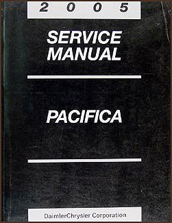 2005 chrysler pacifica repair shop manual original amazon com books rh amazon com 2005 Pacifica Interior chrysler pacifica 2005 repair manual