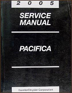 2005-chrysler-pacifica-repair-shop-manual-original