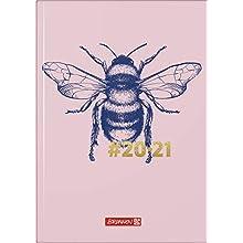 BRUNNEN 1072020021 Tageskalender/Schülerkalender 2020/2021 Harmony, Bumblebee