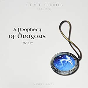 Time Stories Prophecy of Dragons Game
