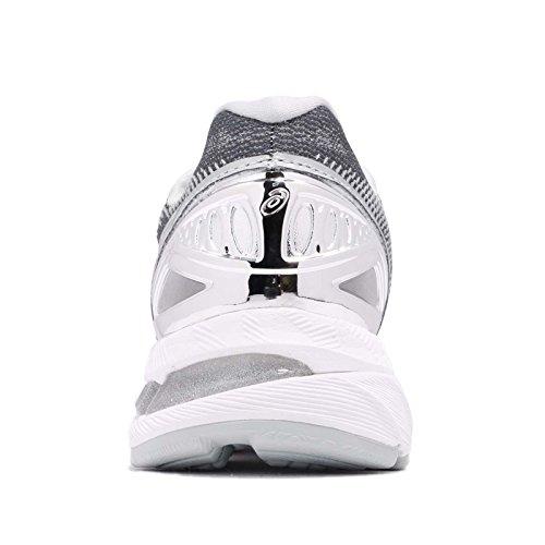 Asics Gel Nimbus 20 Platinum W Carbon Silver White Grey dmzfreV4