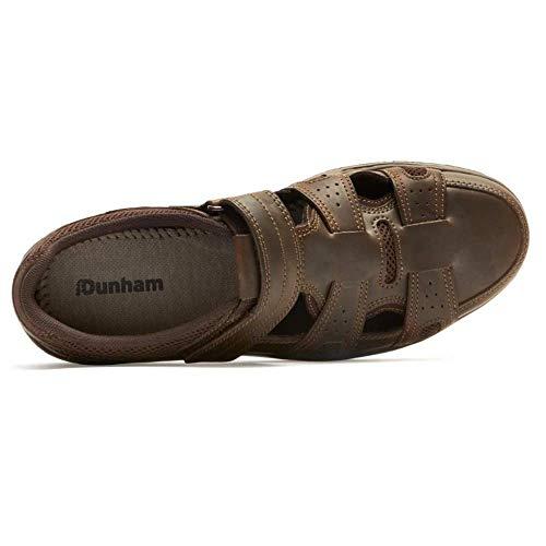 thumbnail 4 - Dunham Men's Fitsmartfisherman Fisherman Sandal - Choose SZ/color