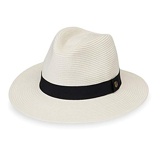Wallaroo Hat Company Men's Palm Beach Hat - UPF 50+ 2 3/4