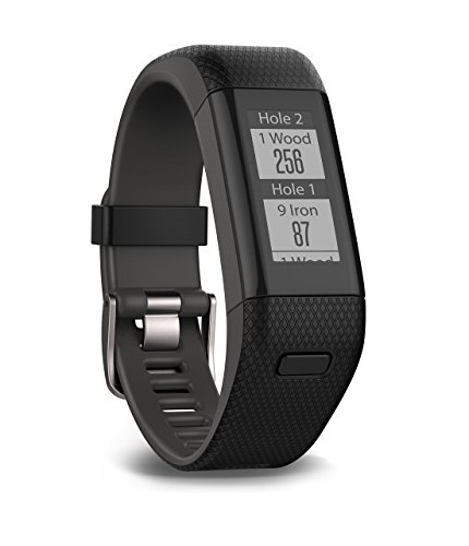 Garmin Approach X40, GPS Golf Band and Activity Tracker with Heart Rate Monitoring, Black Renewed