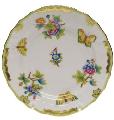 Herend Queen Victoria Bread & Butter Plate by Herend