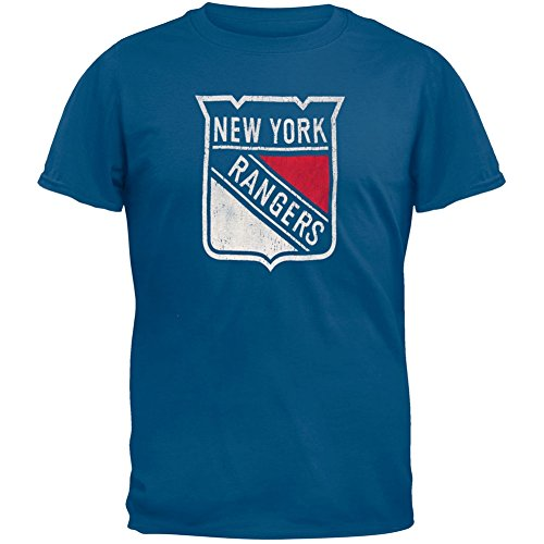 Ny Rangers Classic Shirt (New York Rangers Classic Logo T-Shirt by Red Jacket Size)