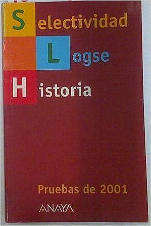 Historia de España selectividad logse: Amazon.es: Fernandez ...