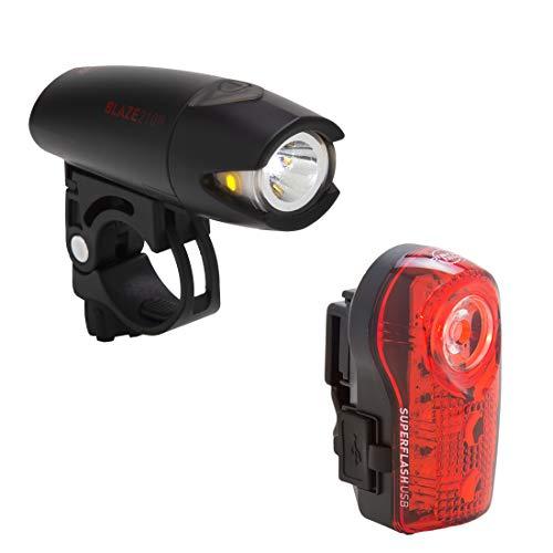 Blaze 210 SL & Superflash USB Light Set