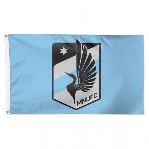 fan products of Minnesota United FC 3' x 5' Flag