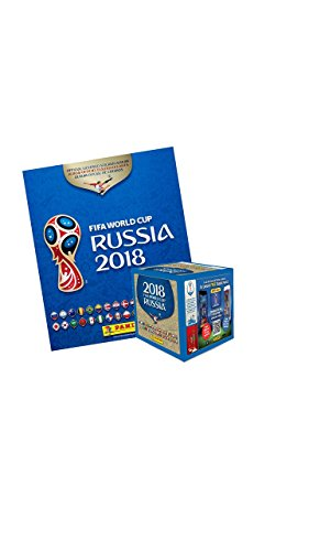 Детское творчество Panini 2018 FIFA World