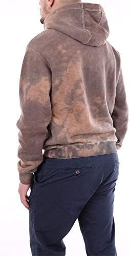 Luxury Fashion | Omc Clothing Heren H05GMMARRONE Bruin Katoen Sweaters | Seizoen Outlet