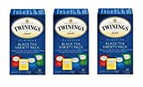 Twinings Variety Pack of Four Flavors, Tea
