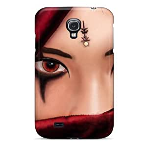 Bernardrmop Galaxy S4 Well-designed Hard Case Cover Eyes Protector