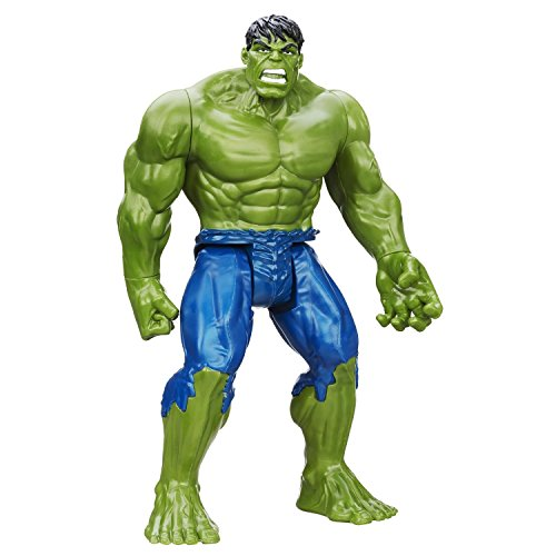 [Super Hero Hulk Titan 12 inch Hero Series Action Figures Toys] (Classic Jason Costume)