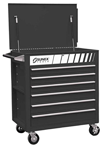 Sunex-8057MB-Full-Drawer-Service-Cart