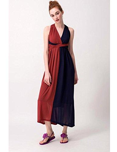 las UK6 de del los de CN39 verano suave planas de zapatos mujeres 4 la elegante Sandalias 3 parte Tamaño EU39 inferior Color H7Ov0xqw