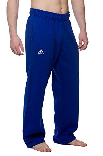 806e9273051a Adidas Men s wide leg fleece sweatpants with zip pockets - Import It All