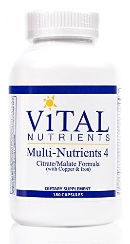 Nutriments essentiels - multiples nutriments 4