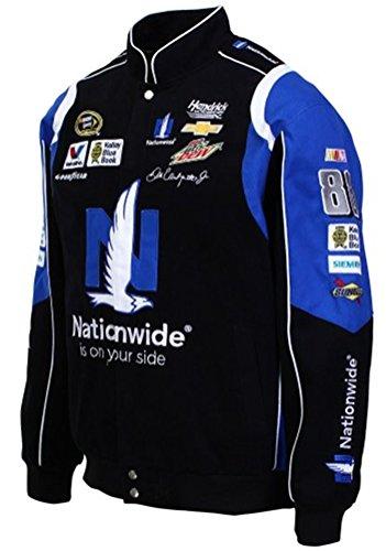 2015 Dale Earnhardt Jr. Nationwide Mens Black Twill Nasca...