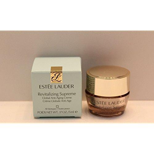 (New in Box! Estee Lauder Revitalizing Supreme Global Anti-aging Creme 5ml /.17oz)
