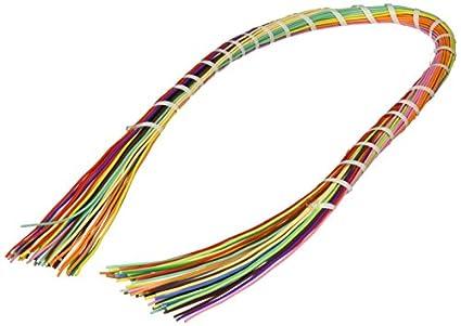 amazon com twisteez craft sculpture wire 125 ft assorted color