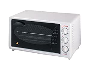 Luxell LX 3520 - Horno (39 L, 1450 W, Eléctrico, 600 mm, 400 mm, 350 mm) Color blanco