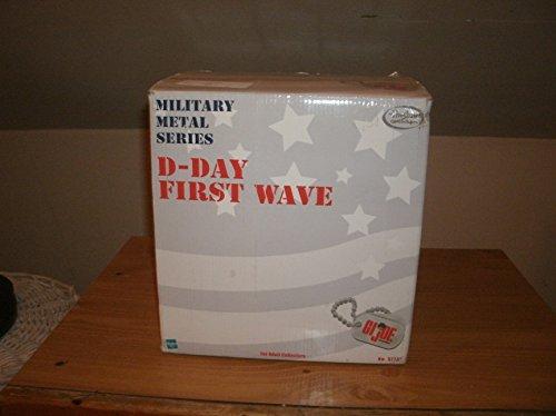 Gi Joe D-Day First Wave Diorama Decoration