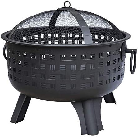 Landmann 26112 Garden Lights Brunswick Firepit