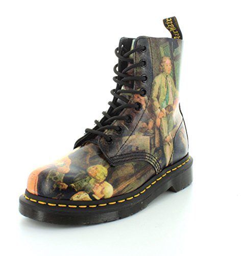 Dr. Martens Mens Pascal 8 Eye Boot Multi