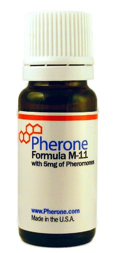 Pherone Formula M-11 Pheromone Cologne for Men to Attract Women, with Pure Human Pheromones