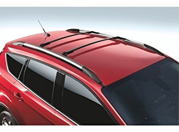 Roof Rails Ford (Ford Genuine DJ5Z-7855100-CA Roof Rail Set)