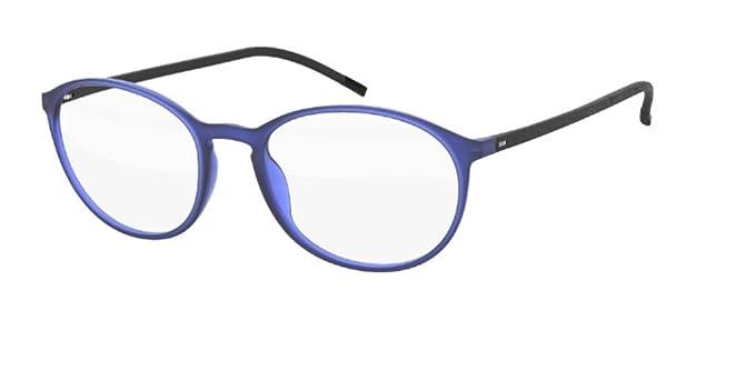 Silhouette Montura de gafas - para hombre Azul turquesa 49 ...