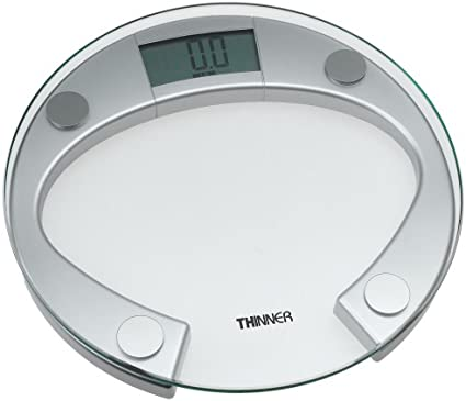 Amazon.com: Thinner Scale by Conair TH301 Round Glass Scale