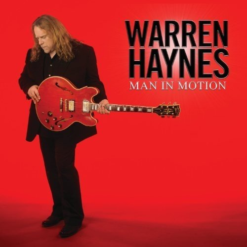 Warren Haynes - Man In Motion (United Kingdom - Import)