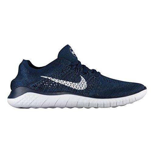 (ナイキ) Nike Free RN Flyknit 2018 メンズ ランニングシューズ [並行輸入品] B07C1ZQJN4 サイズ 27cm (US 9)