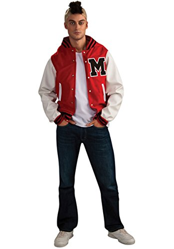 Glee Puck Adult Mens Costumes (Glee Puck Adult Costume, Men's Large (36-38))