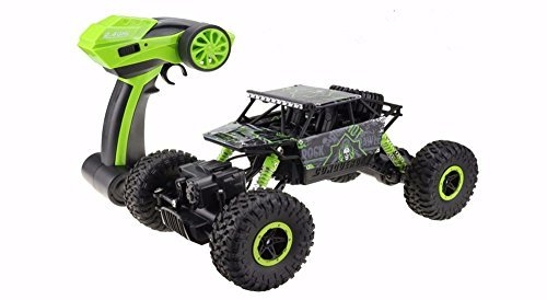 RC car,DeXop 2.4HZ Electric Rock Crawler Radio Control Cars Off Road high speed Racing Remote Control Cars