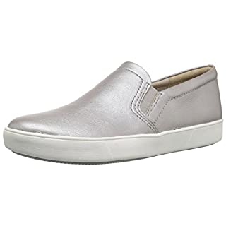 Naturalizer womens Marianne Sneaker, Silver, 9.5 US
