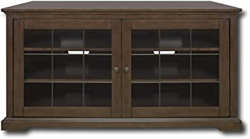 PAMARI COLLECTION 52u0026quot;EXPRESSO FINISH AUDIO/VIDEO CABINET AVW9604EB