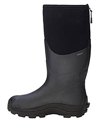 Amazon.com | Dryshod Arctic Storm Mens Foam Black/Grey