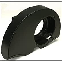 Black VW Beetle Style Dog House Fan Shroud For 1600Cc Or Larger Engines Without The Heater Ducts