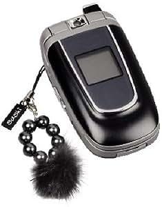 Hama 00075922 Negro suspensión de telefono - Accesorio para teléfono (Negro)