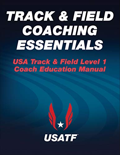 Track & Field Coaching Essentials (Manual Del Coaching)