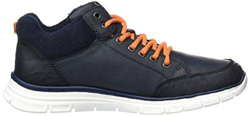 river Hautes Sneakers Rieker Nicht Homme navy Angegeben Bleu lake HqHtxY