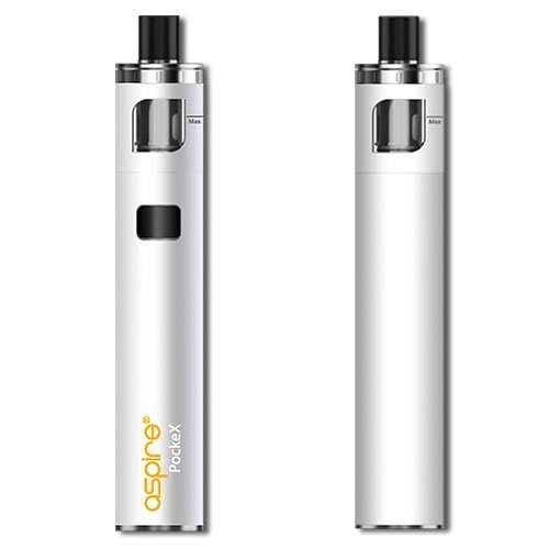 Aspire Pockex Starter Kit, Pocket AIO All in One (White)