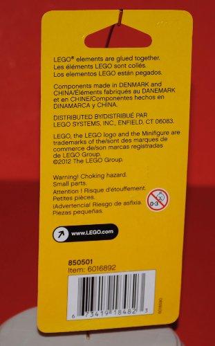 NY Flatiron Magnet Set New York LEGO Minifigure New York Apple
