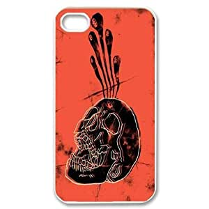Death DIY Cell Phone Case for iPhone 4,4S LMc-59527 at LaiMc